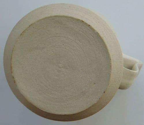 St Brides Castle pottery mug Souvenir of Pembrokeshire Wales